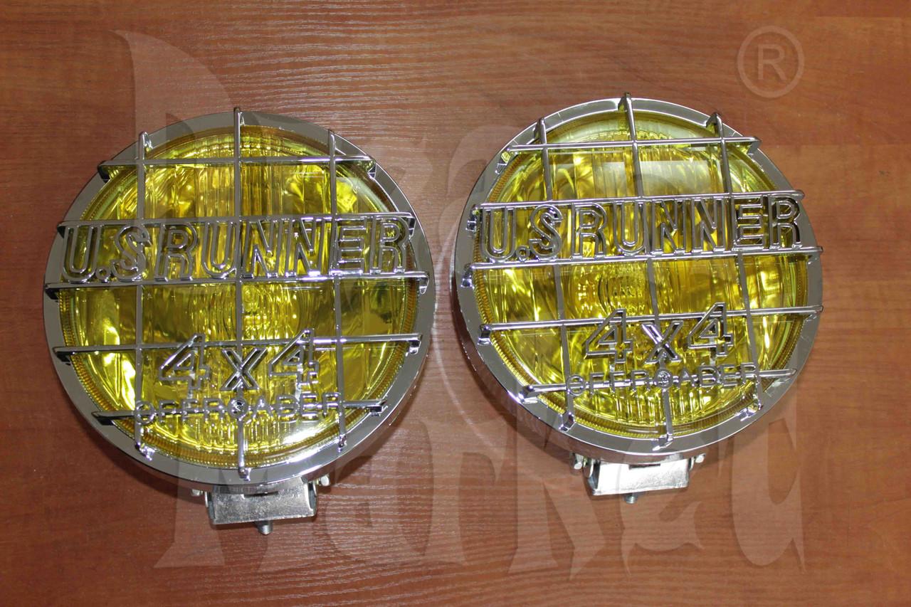 Противотуманные фары JoBen RD-750 желтые