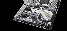 Материнская плата MSI X299 TOMAHAWK ARCTIC LGA2066, фото 3