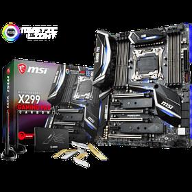 Материнская плата MSI X299 GAMING PRO CARBON AC LGA2066