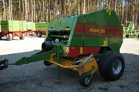 Пресс подборщик PRONAR ASIA Z500