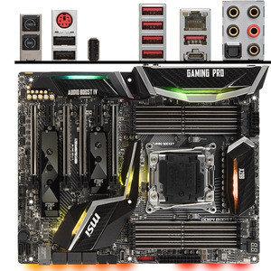 Материнская плата MSI X299 GAMING PRO CARBON  LGA2066, фото 2