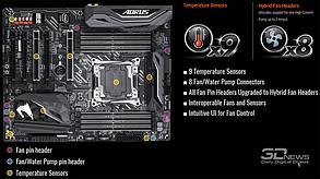 Материнская плата Gigabyte X299 AORUS Gaming 3 , фото 3