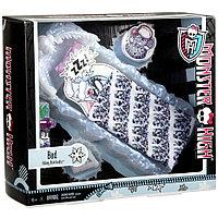 Кровать Эбби Боминейбл Монстер Хай, Monster High Abbey's Ice Bed Playset, фото 1