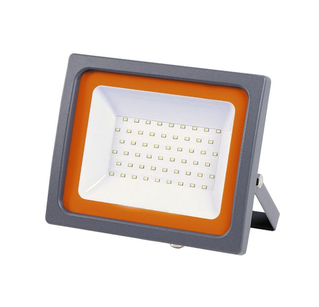 Прожектор светодиодный PFL-SC-SMD-100Вт 6500К IP65 (матовое стекло)