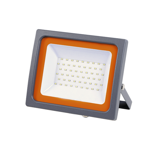 Прожектор светодиодный PFL-SC-SMD-30Вт IP65 (матовое стекло) JazzWay , фото 2