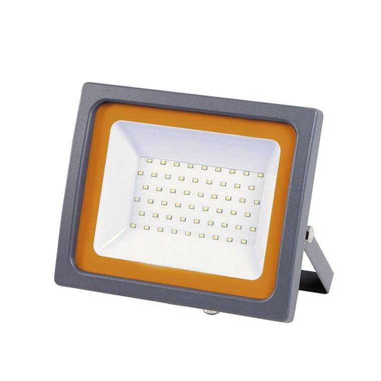 Прожектор PFL -SC 10Вт IP65 мат. стекло Jazzway