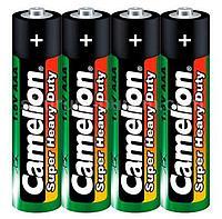 Батарейка Camelion AAA R03P-SP4G, Super Heavy Duty, 1.5V (4 шт.), фото 1