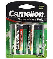 Батарейка Camelion C R14P-SP2G, Super Heavy Duty, 1.5V, (2 шт.)