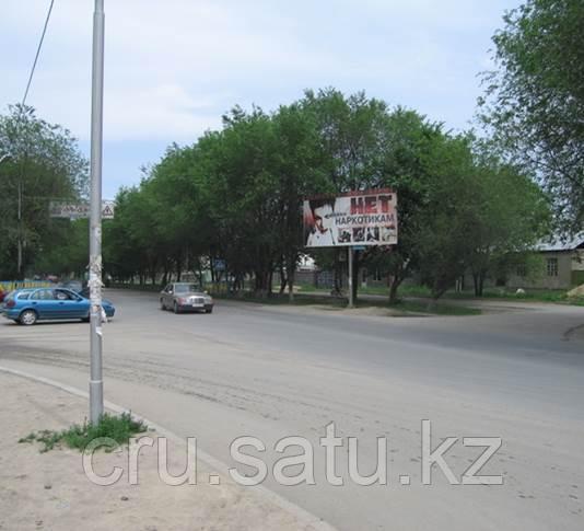 Шиликти сай- Отемис улы  шк.№169  (северо-восток)