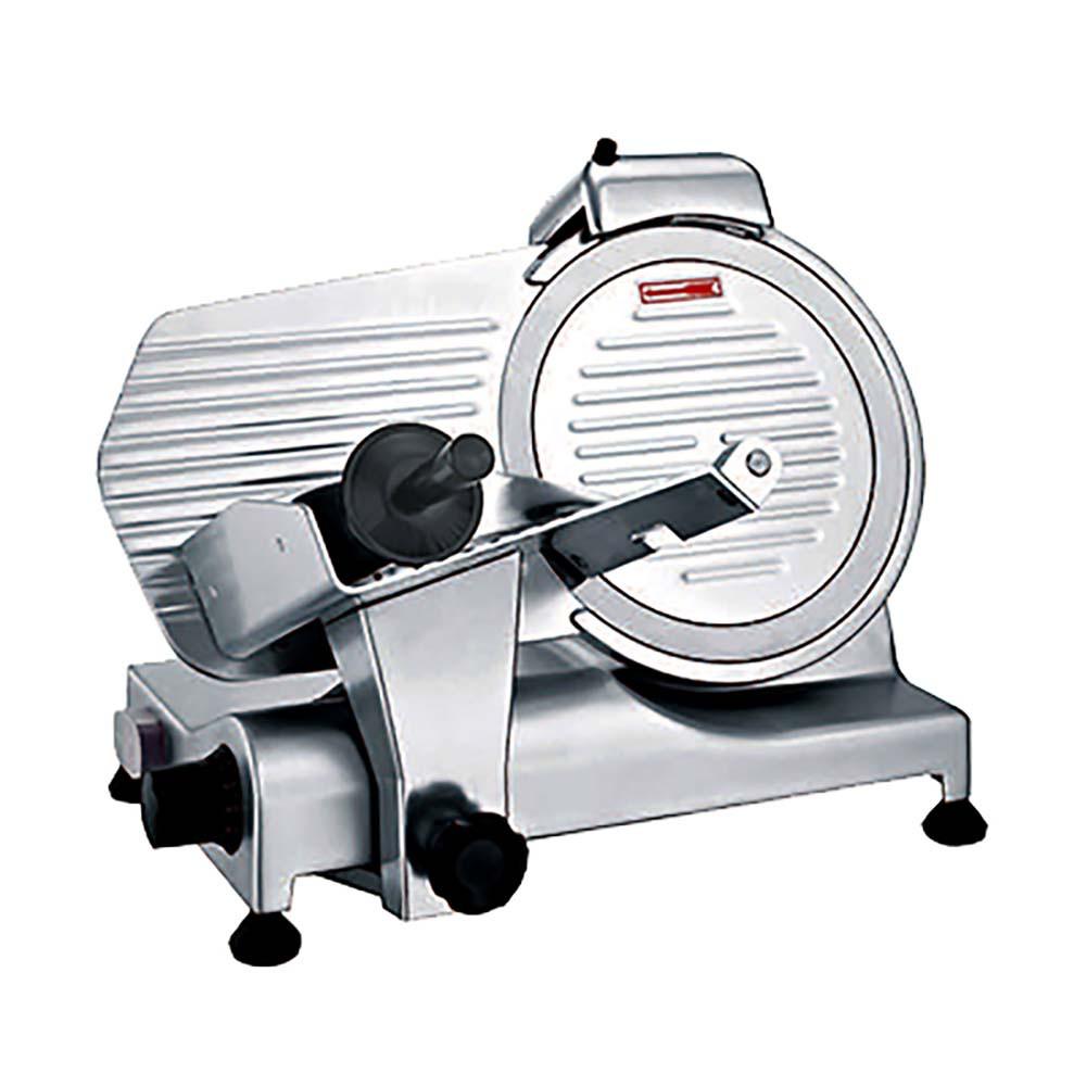 Полуавтоматический слайсер для мяса HUALIAN 250ES-10