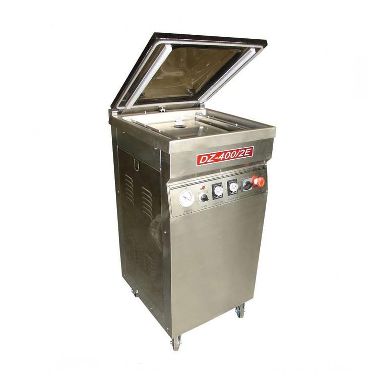 Настольная вакуум-упаковочная машина HUALIAN DZ-400/2E (краш.)