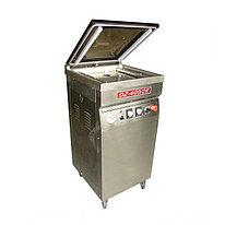 Настольная вакуум-упаковочная машина HUALIAN DZ-400/2E (нерж. сталь)