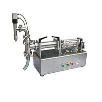 Настольный поршневой дозатор для жидких продуктов HUALIAN LPF-500T