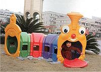 Детский игровой Тоннель Паровозик , фото 1