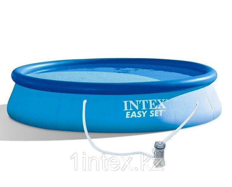 Надувной бассейн Easy Set 366x76 с фильтром-насосом