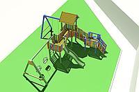 Детская площадка №2, фото 1