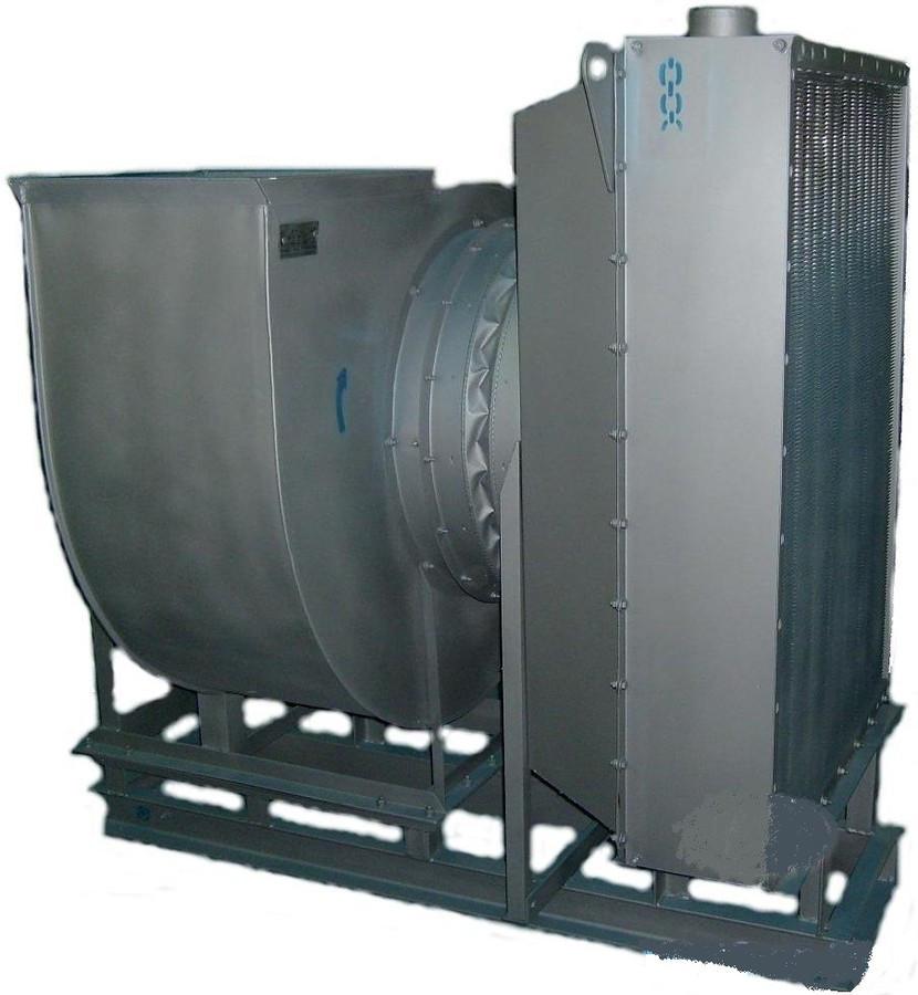 Воздушно-тепловая установка ВТУ-4