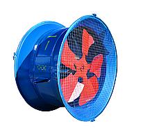 Вентилятор осевой струйный ВС №2,5
