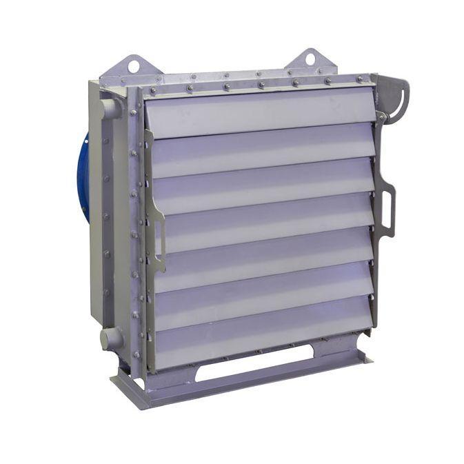 Воздушно-отопительный агрегат АО-2 №10П (Пар)