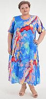 Платье больших 60-70размеры