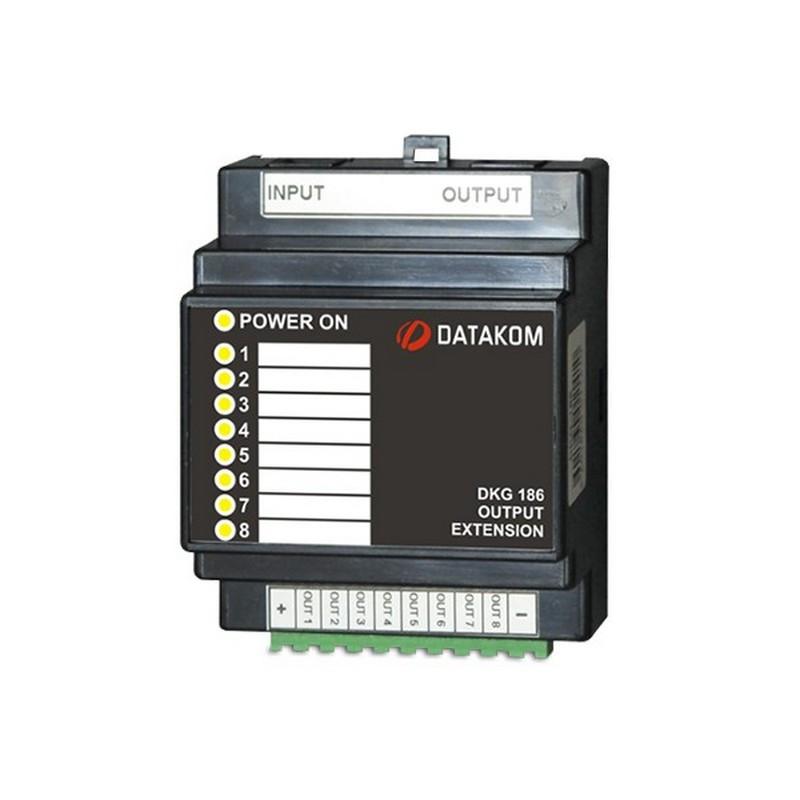 Блок расширения цифровых выходов с кабелем Datakom DKG-186