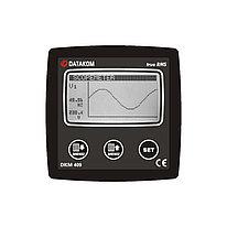 Анализатор электросети Datakom DKM-409, 96x96 мм, RS-485, дополнит. вход/выход