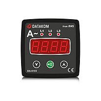 Амперметр Datakom DA-0103 72х72