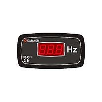 Цифровой щитовой частотомер Datakom DF-0101 96x48 (1-фазный)