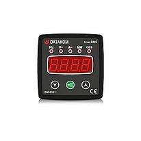 Мультиметр Datakom DM-0101 96х96