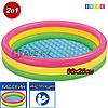 Детский надувной бассейн Intex 57104, размер 86х25 см