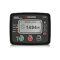 Контроллер для генератора Datakom D-200 (GSM, MPU, подогрев дисплея)