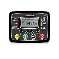 Контроллер для генератора Datakom D-300 (GSM, J1939, MPU, подогрев дисплея)