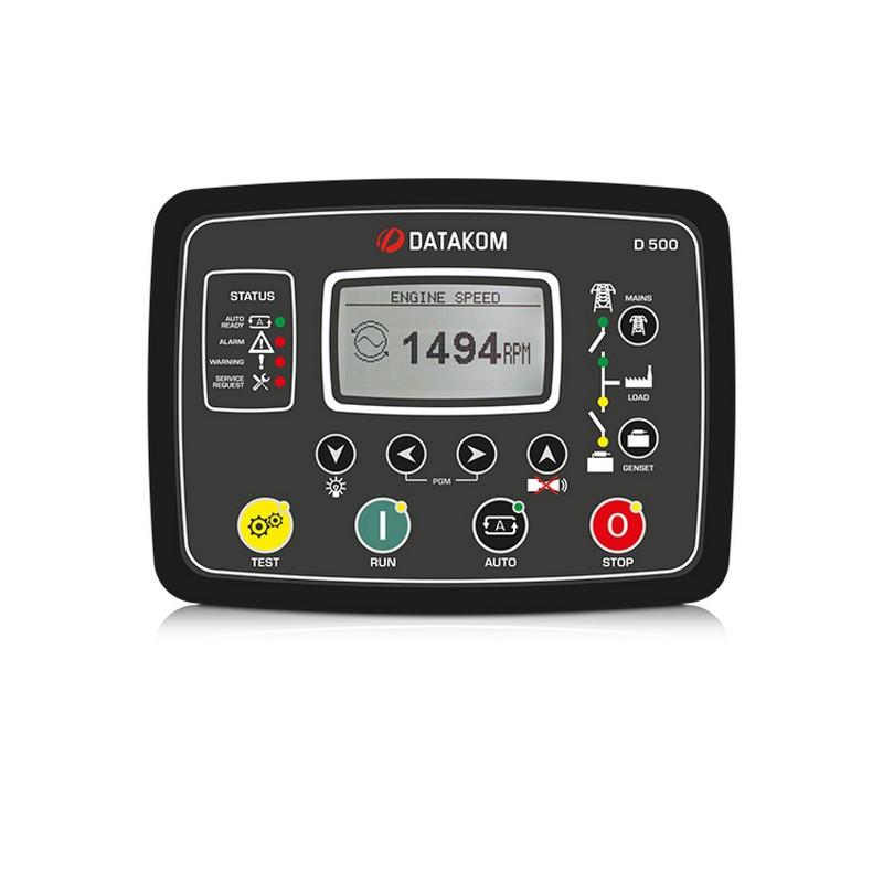 Контроллер для генератора Datakom D-500-LITE (RS-485)