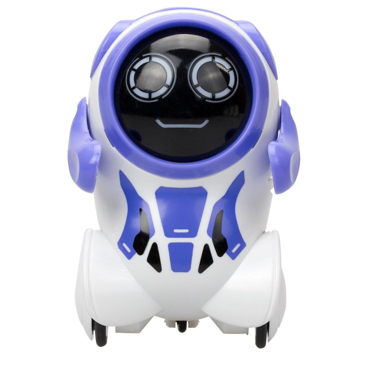 Silverlit Робот Покибот (Pokibot) - фиолетовый