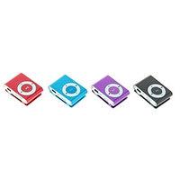 MP3-плеер Luazon LMP-03, АКБ, MicroSD, MiniUSB 5pin, МИКС