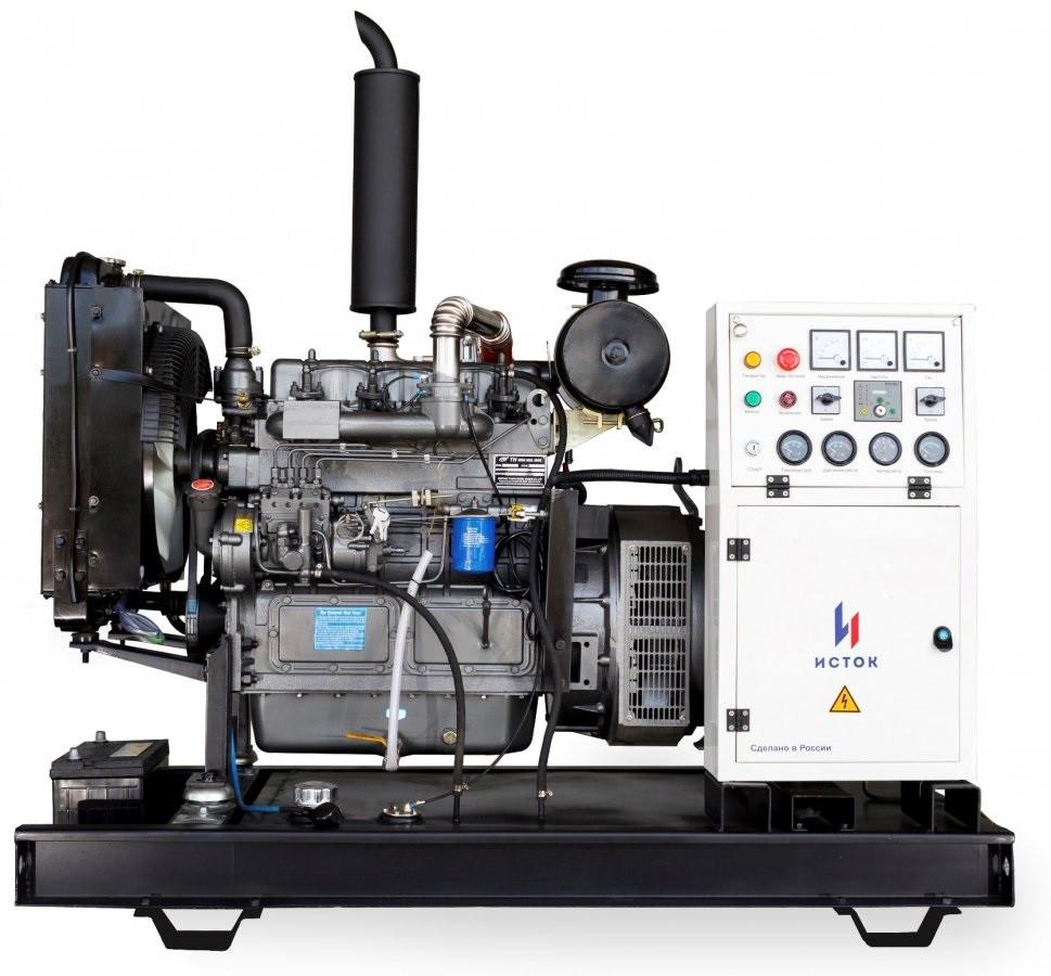 Генератор дизельный Исток АД20С-Т400-РМ21(е)