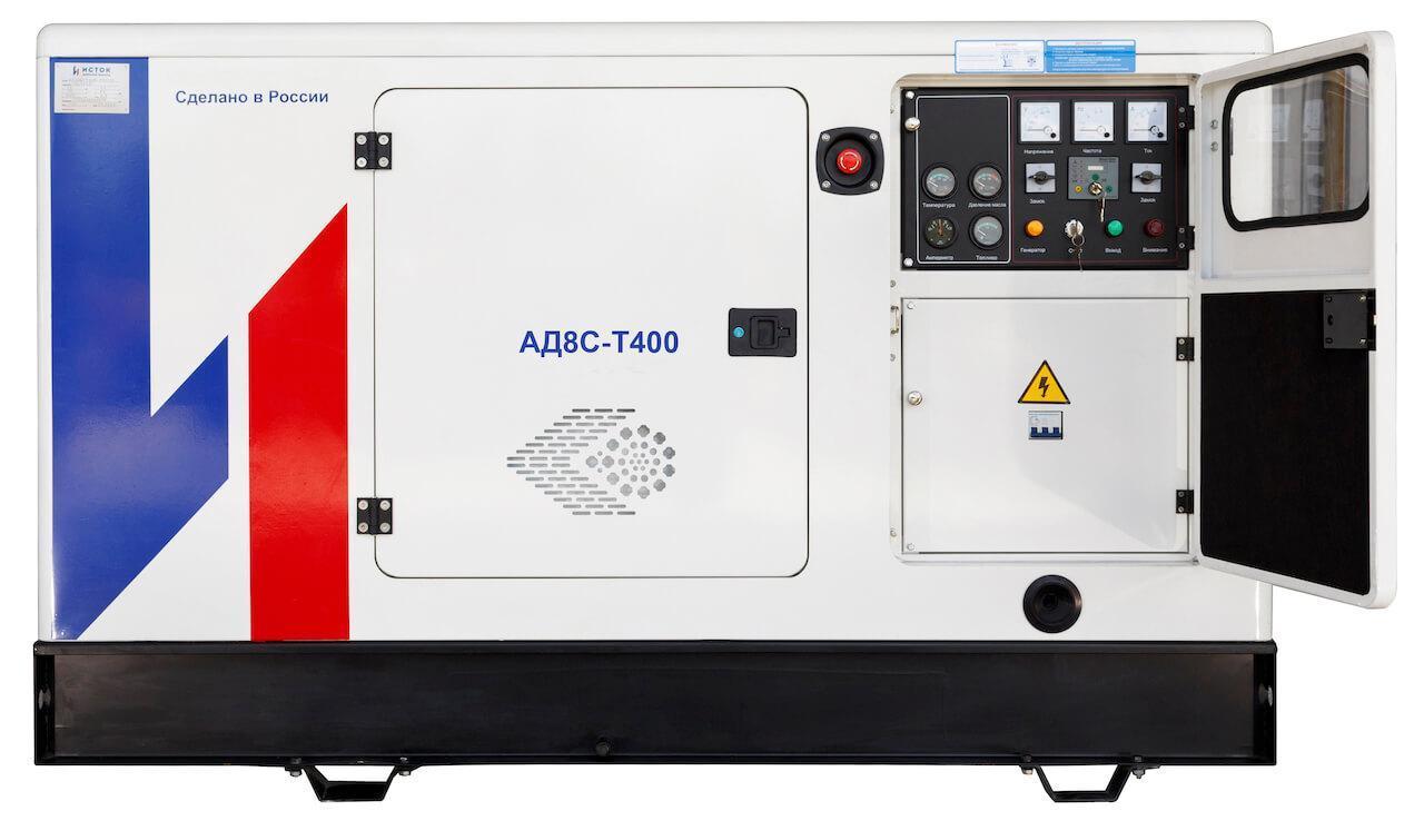 Генератор дизельный Исток АД8С-О230-РПМ11