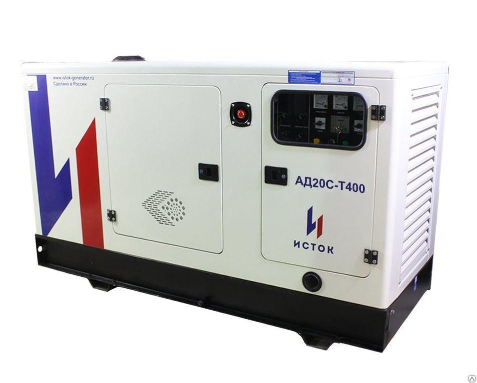 Генератор дизельный Исток АД20С-О230-РПМ11(е)