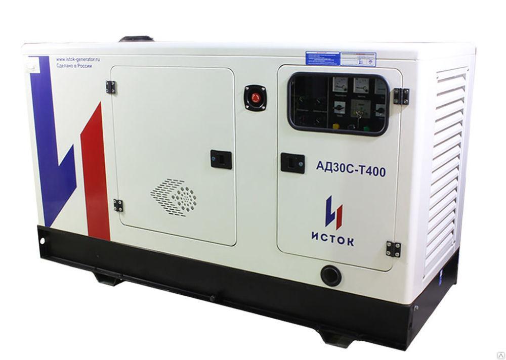 Генератор дизельный Исток АД30С-О230-РПМ11(е)