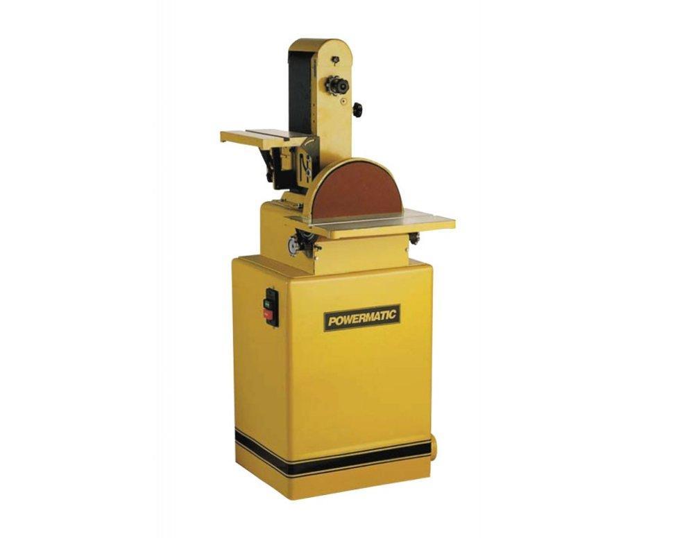 Станок тарельчато-ленточный шлифовальный Powermatic JET 31A (400 В)
