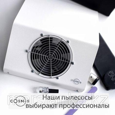 Пылесборник настольный Cosmos N1white (белый) пластиковый корпус (гарантия 24 месяца), фото 2