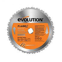 Диск Evolution RAGEBLADE230MULTI 230х25,4х2х30, универсальный