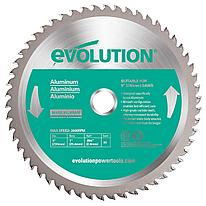 Диск Evolution EVOBLADE230AL 230х25,4х2,0х80 по алюминию