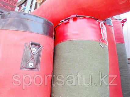 Боксерский мешок кож.зам 120см