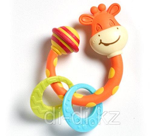 Tiny Love Погремушка-прорезыватель жираф Сеня