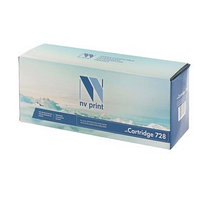 Картридж NV PRINT 728 для Canon i-SENSYS MF4370/4410/4430/4450/4550/4570/4580 (2100k),черный