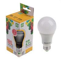 Лампа светодиодная ASD LED-A60-standard, Е27, 20 Вт, 230 В, 3000 К, 1800 Лм