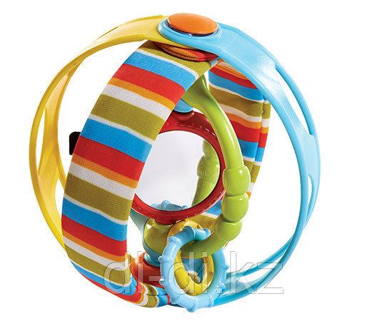 Tiny Love Развивающая игрушка Вращающийся бубен