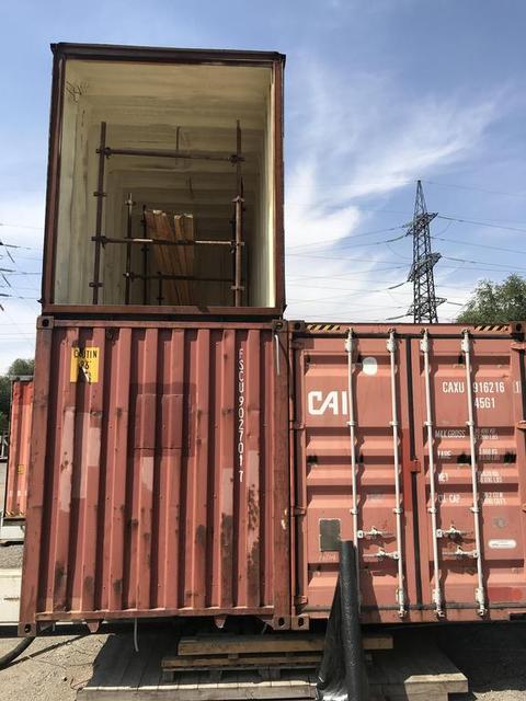 Утепление контейнера в Алматы. Надежное и долговечное бесшовное покрытие пенополиуретана