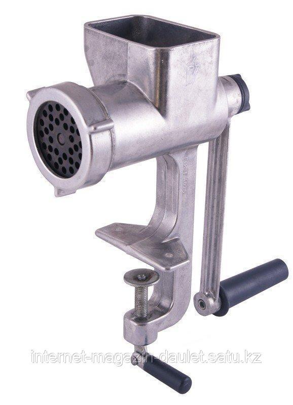 Мясорубка ручная, алюминиевая Мотор Сич